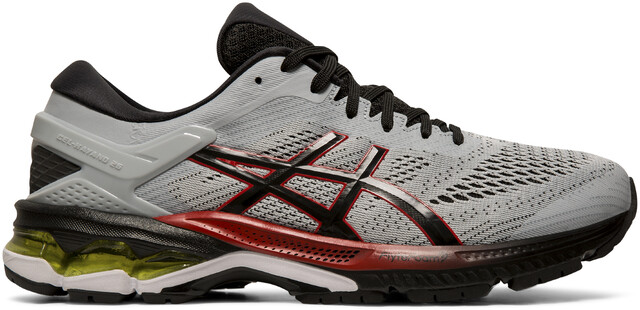 asics Gel Kayano 26 Chaussures Homme, piedmont greyblack
